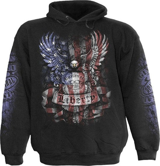 bluza z kapturem LIBERTY USA