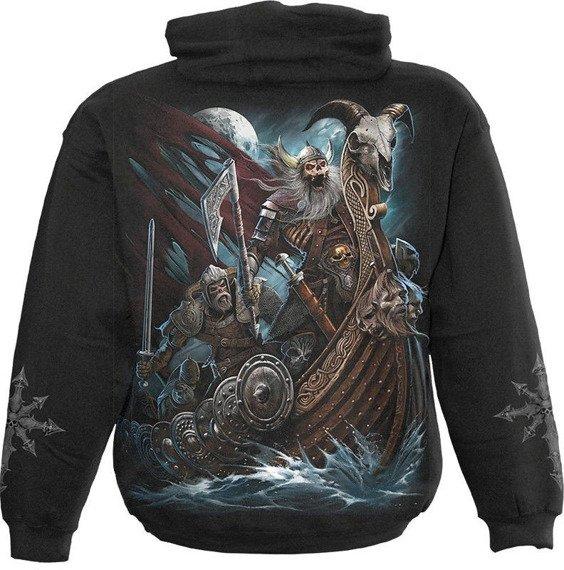 bluza z kapturem VIKING DEAD