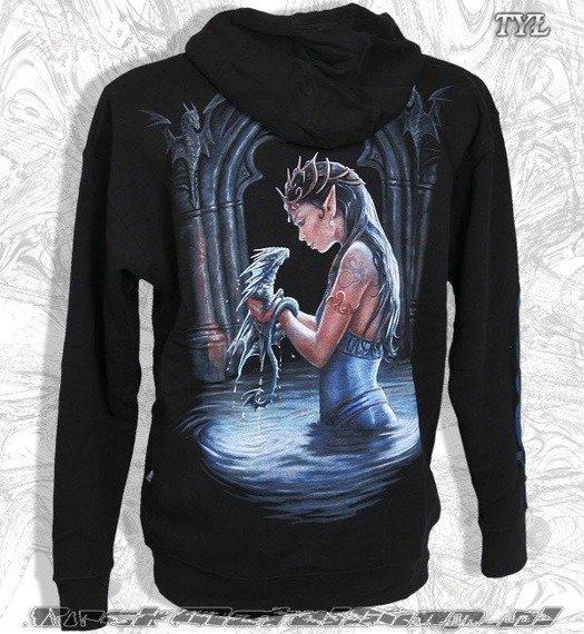 bluza z kapturem WATER DRAGON