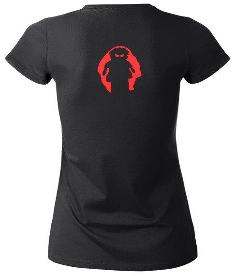 bluzka damska ANNIHILATOR - RED LOGO