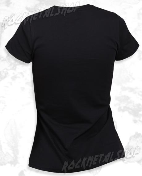 bluzka damska BLACK ICON - HOW CAN (DICON106 BLACK)
