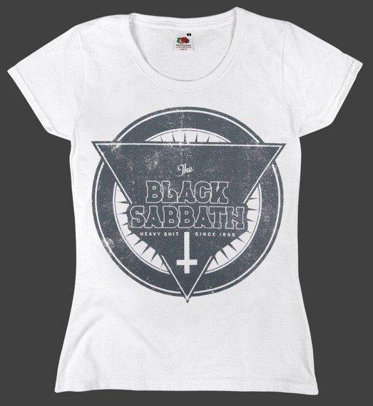 bluzka damska BLACK SABBATH - HEAVY SHIT SINCE 1969