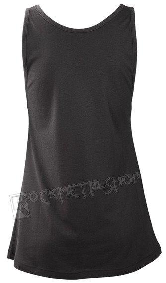 bluzka damska BLONDIE - CAMP FUN TIME, na ramiączkach