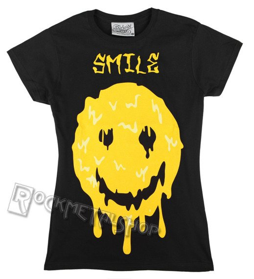 bluzka damska DARKSIDE - ZOMBIE SMILE