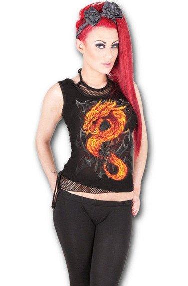 bluzka damska FIRE DRAGON