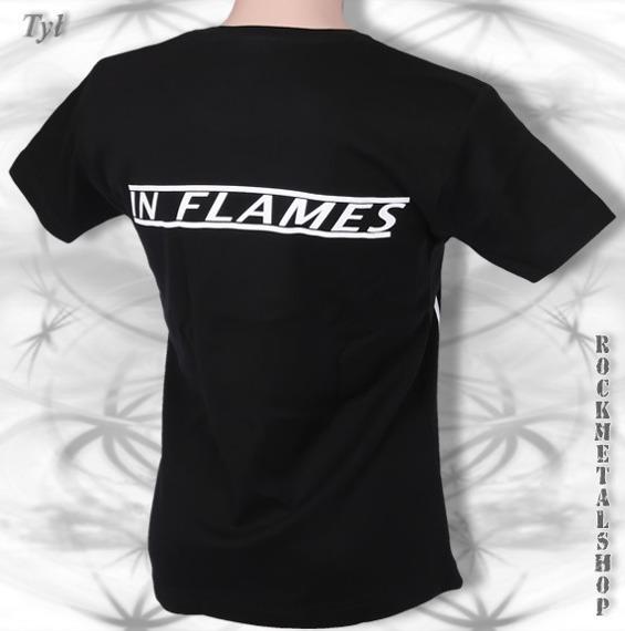 bluzka damska IN FLAMES - CLAYMAN