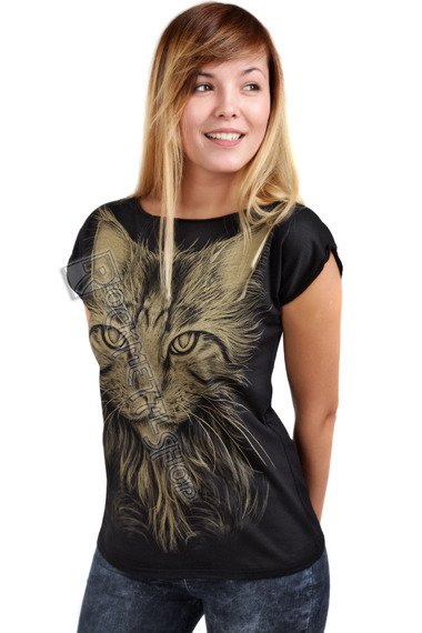 bluzka damska INTO THE WILD - CAT 1
