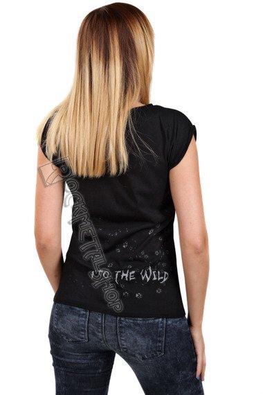 bluzka damska INTO THE WILD - CROWS