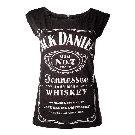 bluzka damska JACK DANIELS - CLASSIC LOGO