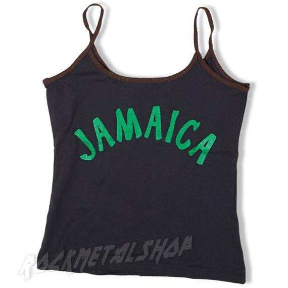 bluzka damska JAMAICA granatowa