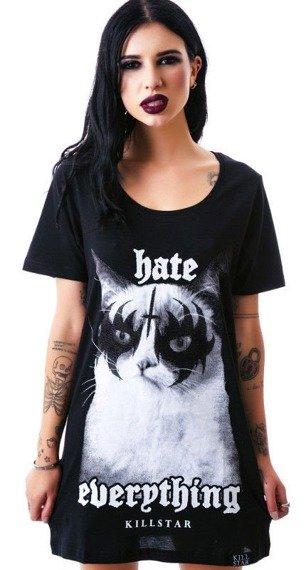 bluzka damska KILL STAR - GRUMPY CAT