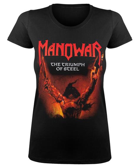 bluzka damska MANOWAR - THE TRIUMPH OF STEEL