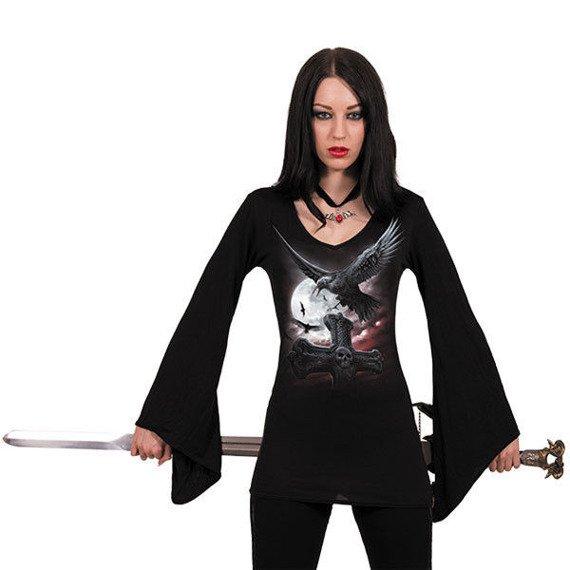 bluzka damska NIGHT WATCHER długi rękaw
