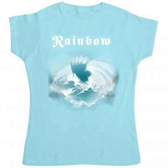 bluzka damska RAINBOW - RISING WASHED OUT
