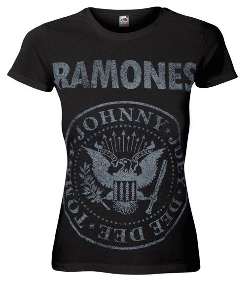 bluzka damska  RAMONES - TOMMY, JOHNNY, JOEY, DEEDEE