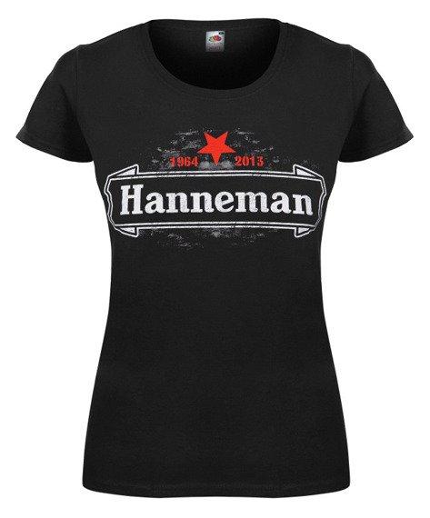 bluzka damska SLAYER - HANNEMAN 1964-2013