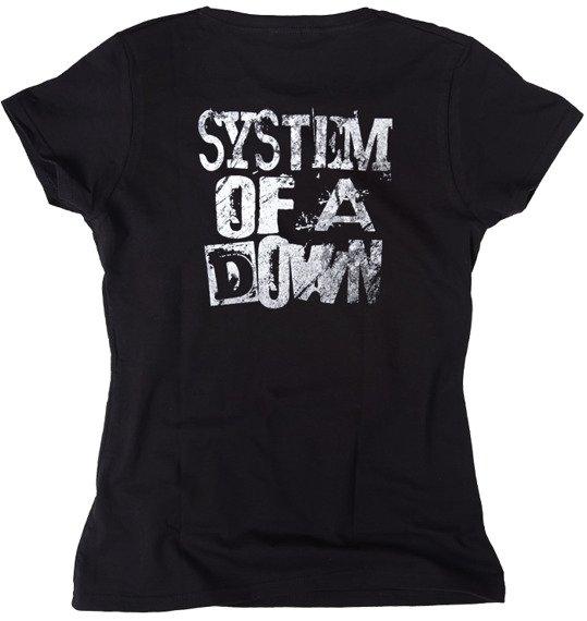 bluzka damska SYSTEM OF A DOWN