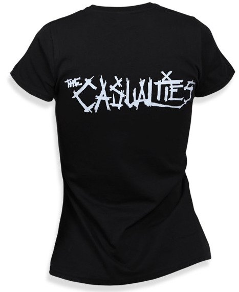 bluzka damska THE CASUALTIES - WE ARE ALL WE HAVE