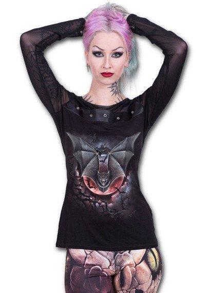 bluzka damska VAMPIRE BAT