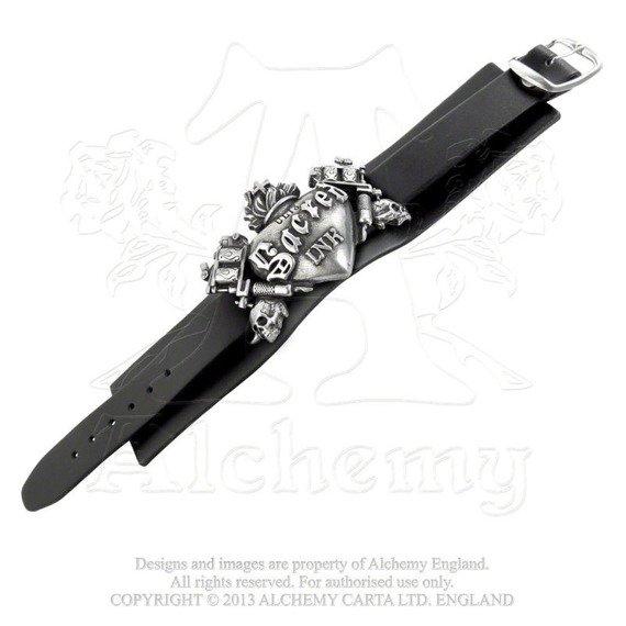 bransoleta/pieszczocha SACRED INK WRIST STRAP