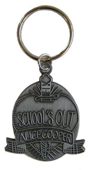 brelok ALICE COOPER - SCHOOL'S OUT