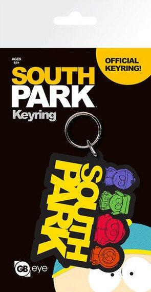 brelok SOUTH PARK - LOGO
