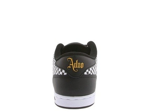 buty ADIO(IMPACT) (WHITE/BLACK/BLACK)