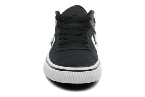 buty CONVERSE - AERO S OK BLACK WHITE