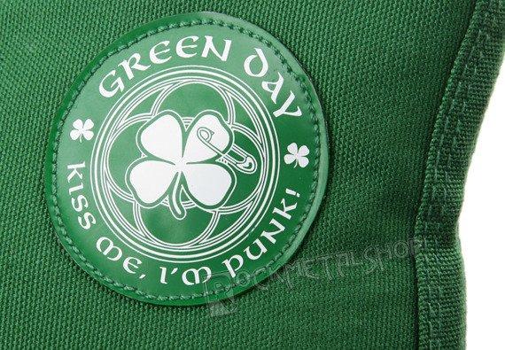 buty DRAVEN - GREEN DAY - IRISH HIGH green