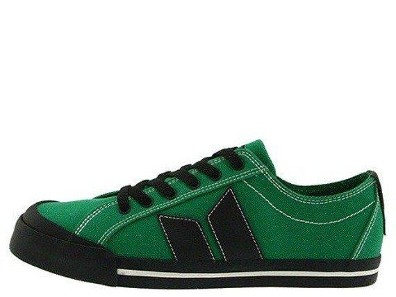 buty MACBETH - ELIOT (GREEN/BLACK) 09'