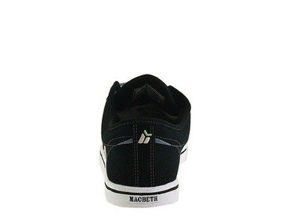 buty MACBETH - MANCHESTER (BLACK/CIRCUIT) 09'