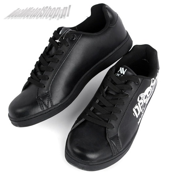 buty NEW AGE - SPORT THE INDEPENDENT BLK/WHT