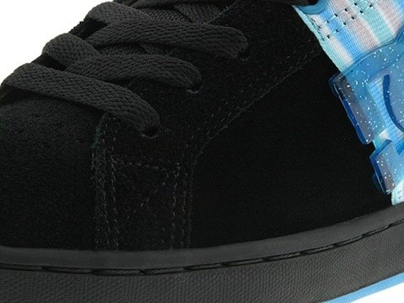 buty damskie DC Express (BLACK/TURQUOISE)