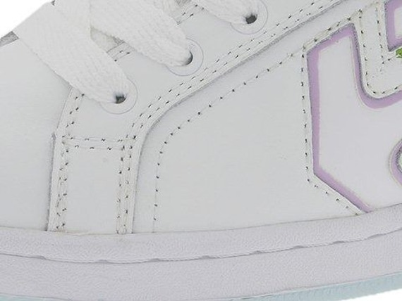 buty damskie Etnies -Slinch  White/Lavender