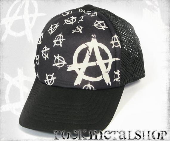 czapka ANARCHY MULTI WHITE
