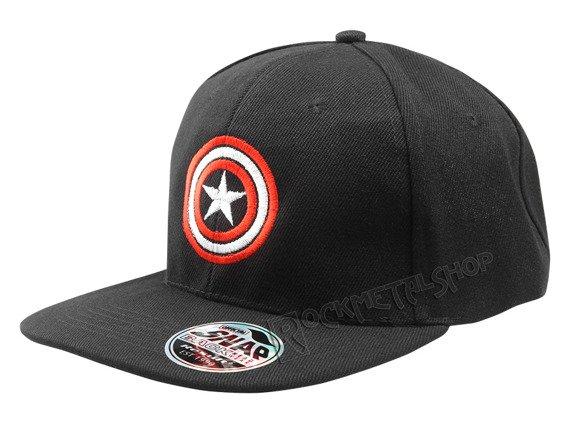 czapka CAPTAIN AMERICA - SHIELD