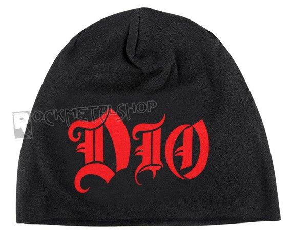 czapka DIO - LOGO, zimowa