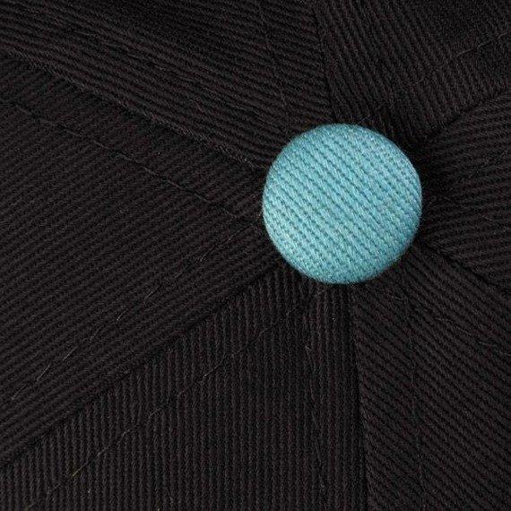 czapka EMERICA - TRIANGLE - NEW ERA CAP (TEAL)