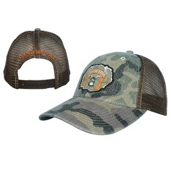 czapka FALL OUT BOY - Trucker Caps + Camouflage