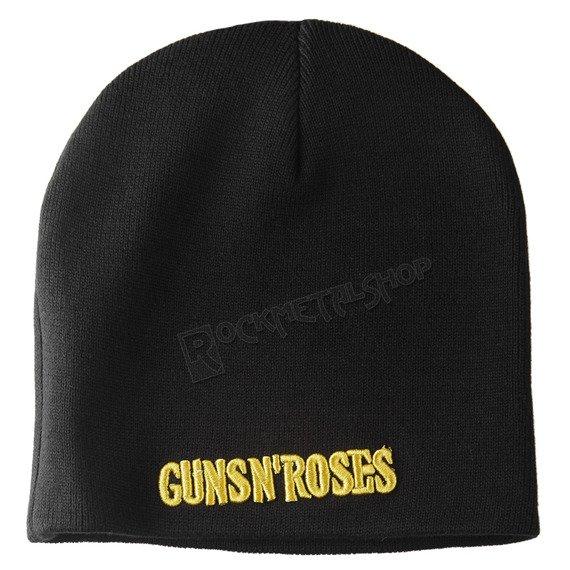czapka GUNS N' ROSES - LOGO