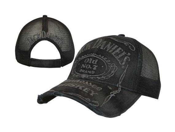 czapka JACK DANIELS - VINTAGE TRUCKER