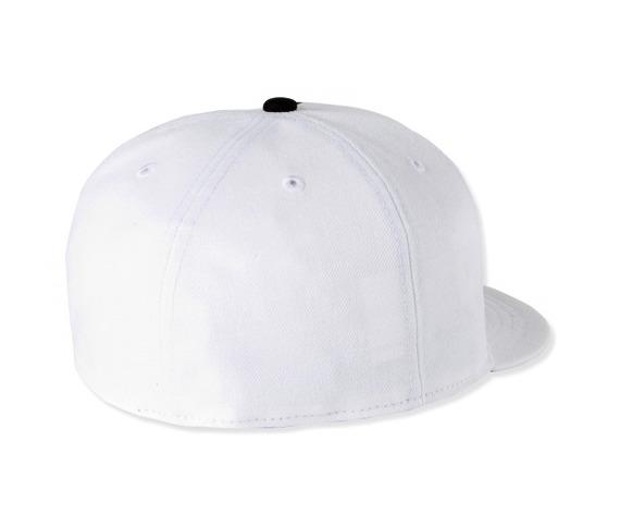 czapka METAL MULISHA - CRAM white