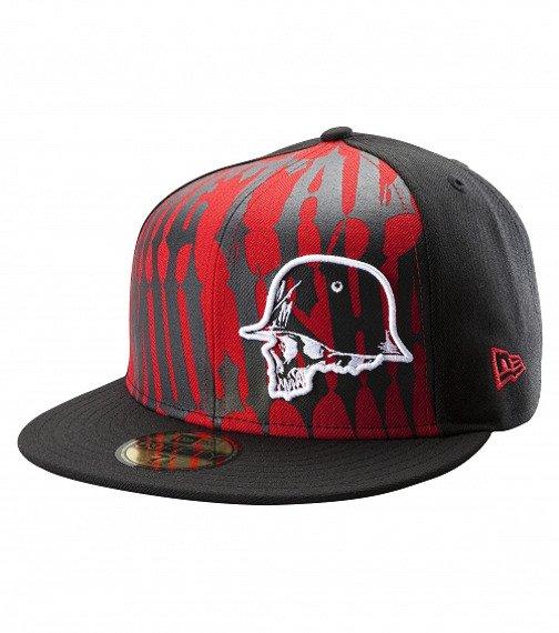 czapka METAL MULISHA - CUSTODY RED (M11596100)