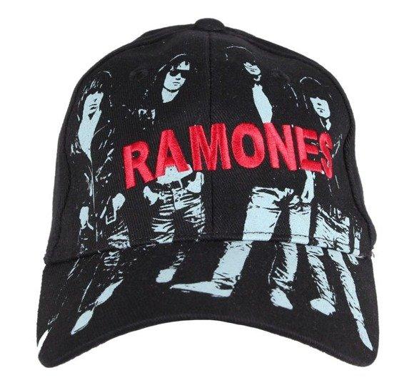 czapka RAMONES - ALBUM ART