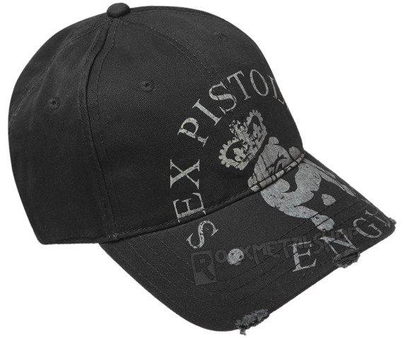 czapka SEX PISTOLS - BULL DOG ENGLAND