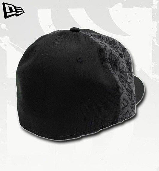 czapka SULLEN - FLACKED UP czarna