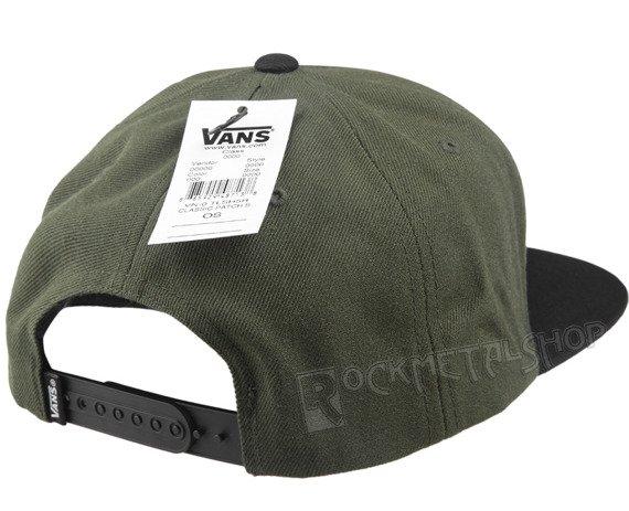 czapka VANS - CLASSIC PATCH ANCHRAGE