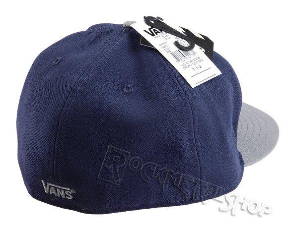 czapka VANS - DROP V NEW ERA BLUE DEPH