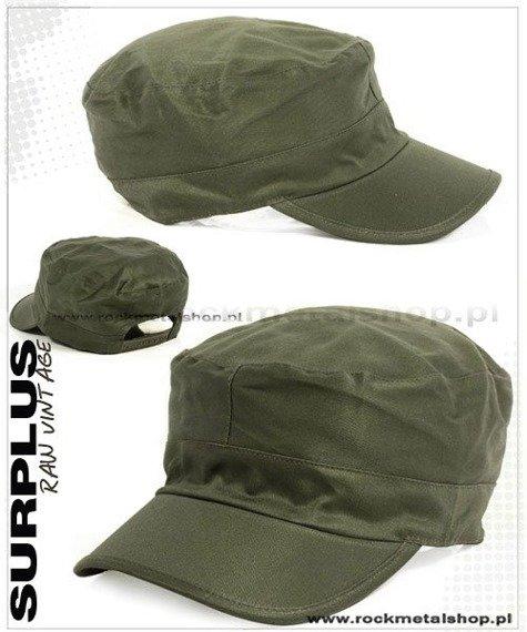 czapka z daszkiem US CAP  oliv