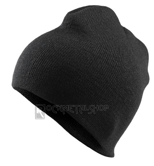 czapka zimowa BLACK